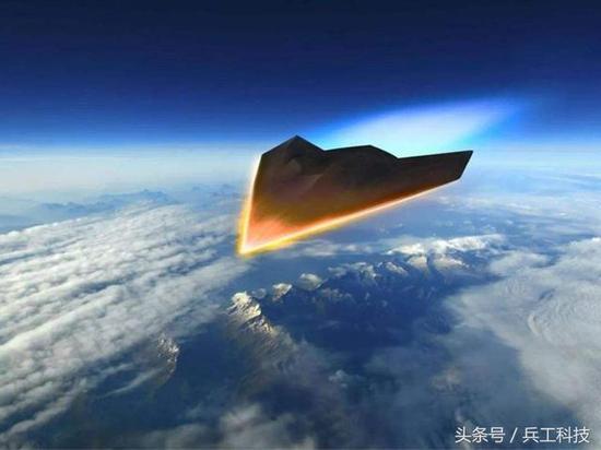 俄军先锋高超音速导弹速度20马赫 可承受2000度高温