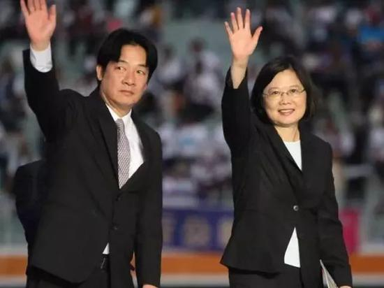 """赖清德叫嚣:台湾是不必宣布独立的""""主权独立国家""""14寸笔记本电脑桌面壁纸"""