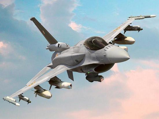 美国F-16 Block 70战斗机CG图