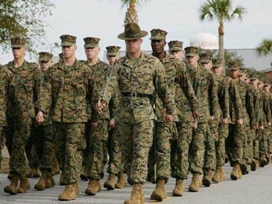 哪怕到今天,美军当中的新兵地位也很低