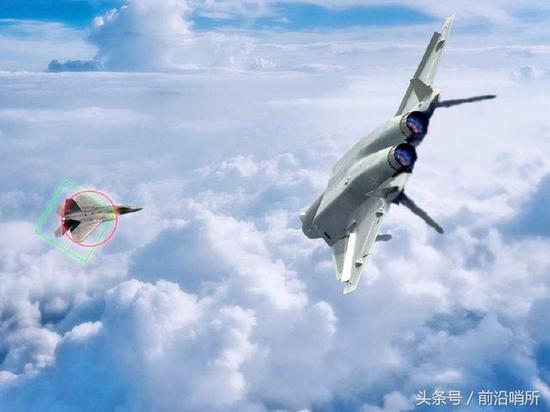 美军称赞我歼20可轻松摧毁E8指挥机 或为抢军费造势