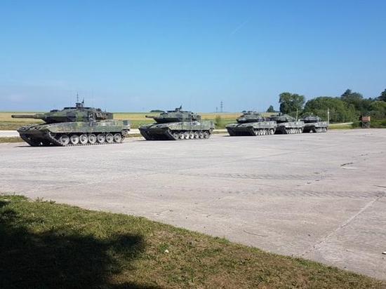 这款德制坦克战场上失利却在赛场上称王 美制M1垫底