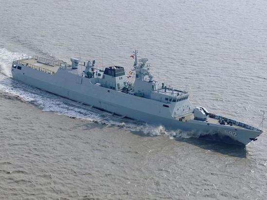 中国为何要造太多千吨级护卫舰 性价比利于近海防御