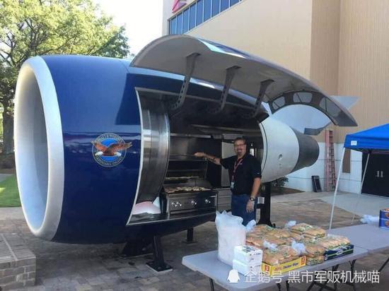 我国正在研发涡扇10发动机 其祖宗级却被拿来当烤炉