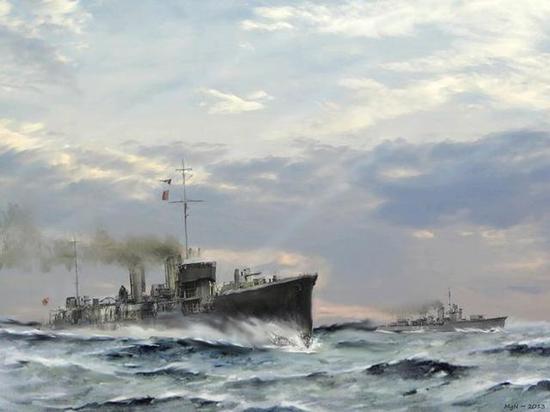 太平洋战场上日军被困孤岛 拿出最后一王牌突围成功