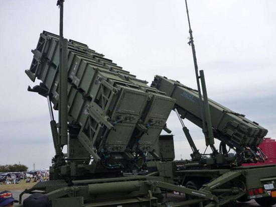 台军部分爱国者导弹移防东海岸 可针对我军绕台舰机