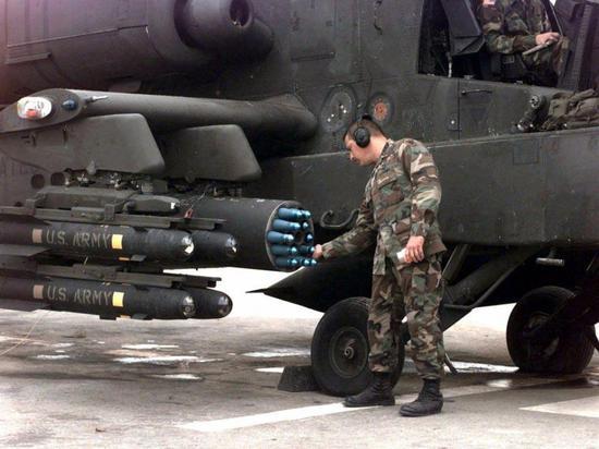 美军超7千亿美元军费要怎么花 购买武器费用仅占1/3