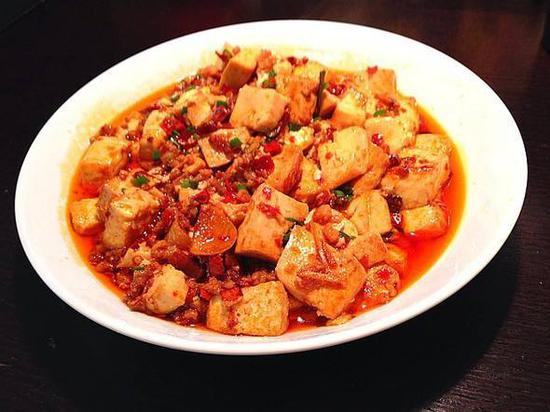 资料图:红烧豆腐