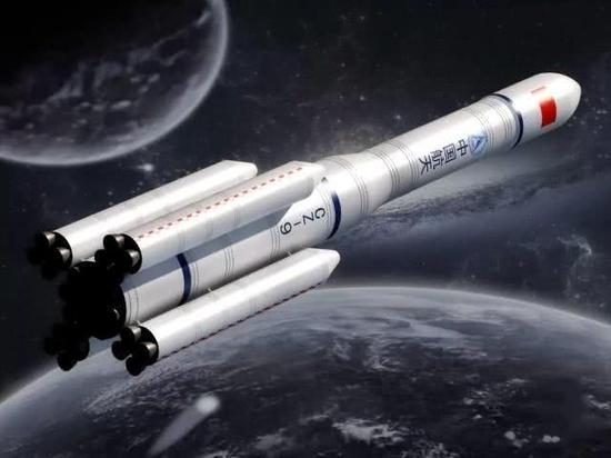 低成本中型运载火箭长征八号也将于2020年首飞。