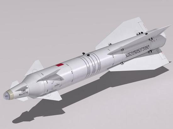 Kh-29空地导弹模型