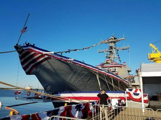 中美日三艘最新驱逐舰舷号都是117 究竟哪艘更厉害