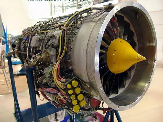 AI-9500F是AI-222-25涡轮扇发动机延伸型号