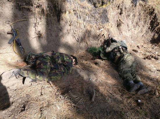 6名印军遭扫射防弹衣被射穿:系钢芯弹 仅中国可生产