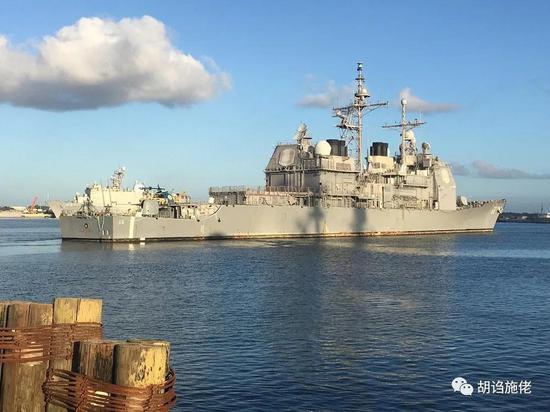 美宙斯盾巡洋舰现状:后续舰没着落 想退役也不容易
