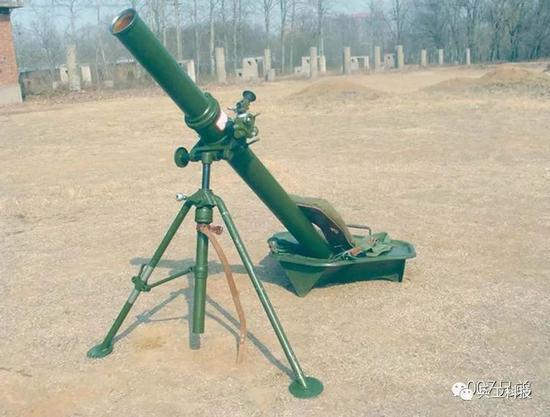 """对越作战经验教训影响我军迫击炮发展 功勋炮""""退休"""""""