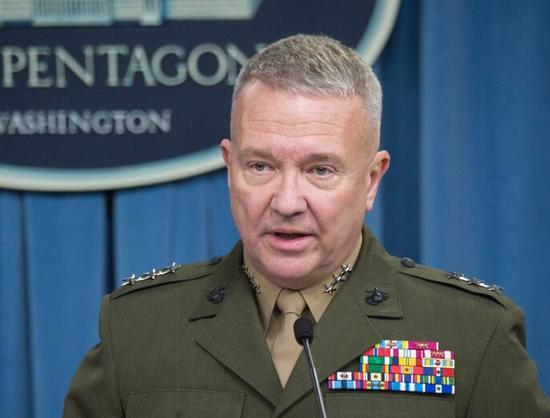 麦肯锡 图自美国国防部