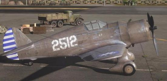 霍克-75M型战斗机