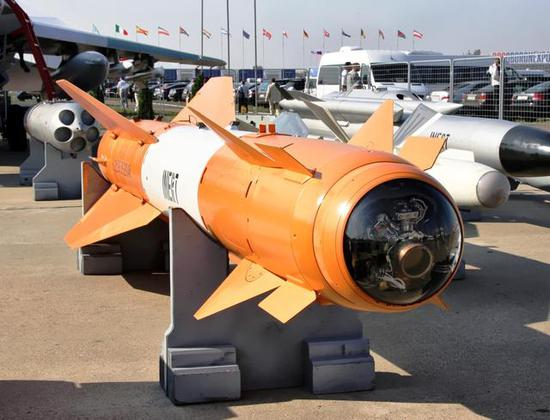Kh-29光电制导导弹
