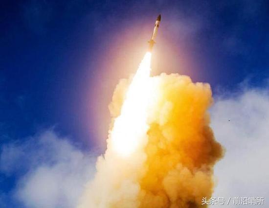 美日合研标准3导弹多次试射失败 想拦中国导弹白费力