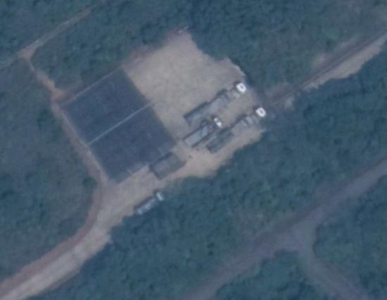 台军能打到上海的巡航导弹 被谷歌卫星照片曝光(图)