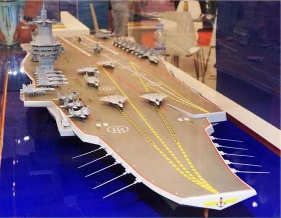 俄海军完全丧失海上投送能力 超强核航母今年开始设计