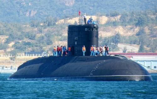 美媒称越南已有打赢中国方案 拟用潜艇打击南海岛礁