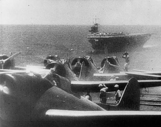 偷袭珍珠港的日本联合舰队