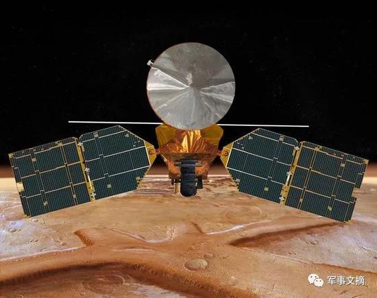 欧美日正研究颠覆性通信技术 可将数据连接至火星
