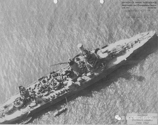 日本这艘号称二战最强战舰:防空能力却不如一战美舰