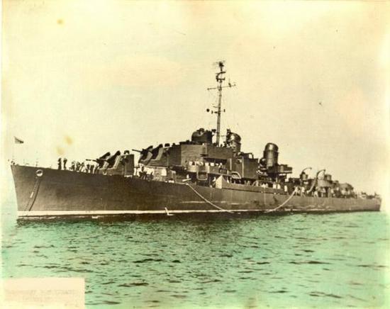 美传奇军舰将搬上荧屏 曾被6架日军飞机撞击都没沉