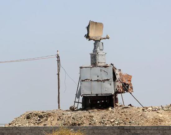 也门使用这样的雷达