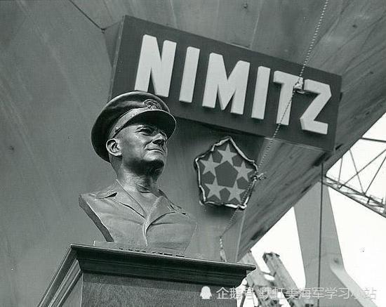 美军尼米兹核航母已建造50年 中国目前仍在追赶