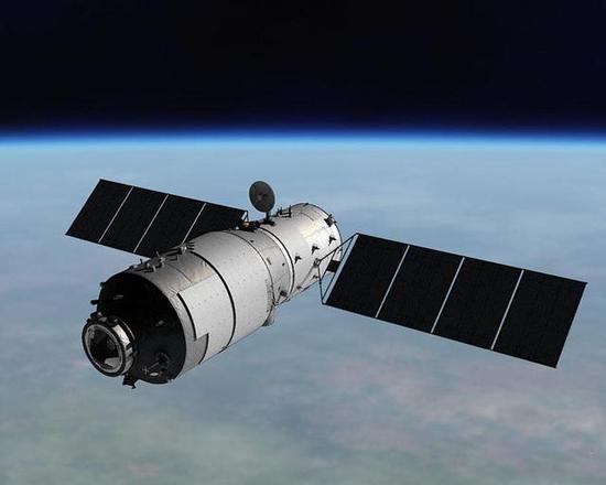 2022年我国在轨空间站将升空 美猎鹰火箭是唯一对手