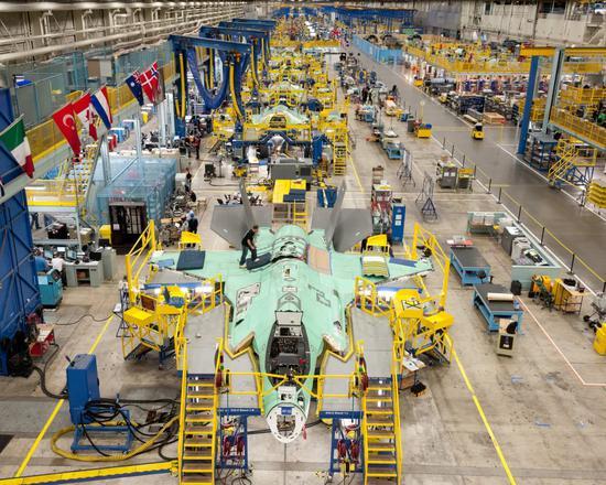 美国防部将增购141架F35 价格已比印度LCA还便宜