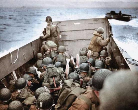 希特勒提前一个月判断盟军登陆 增兵诺曼底为时已晚