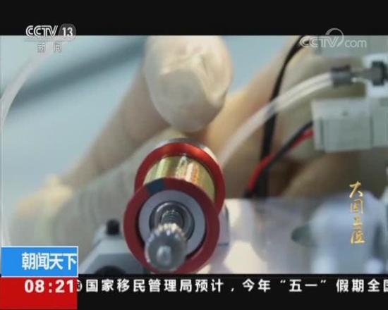 揭秘中国最尖端雷达:由金线连接显微镜下加工(图)