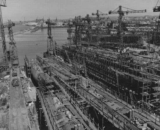 乌克兰黑海造船厂宣布破产 没有它我海军难有今天成就