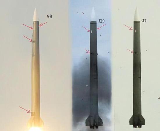 國產紅旗-9系列導彈已成國土防御主力