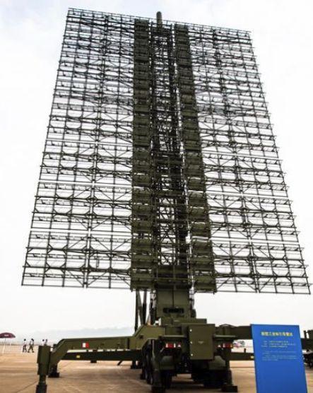 中国这招或让美军B2无用武之地 350公里外就能探测到