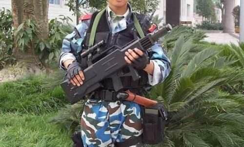 美称中国大量列装单兵激光武器 能让9公里外敌军失明赛尔号帕多尼怎么打