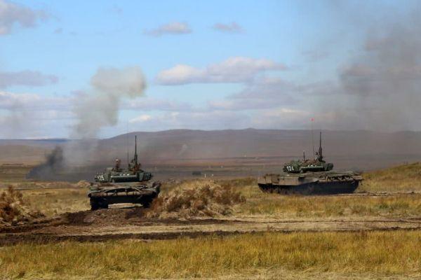 中俄大军演有头号敌人?美国低调表态日本对号入座