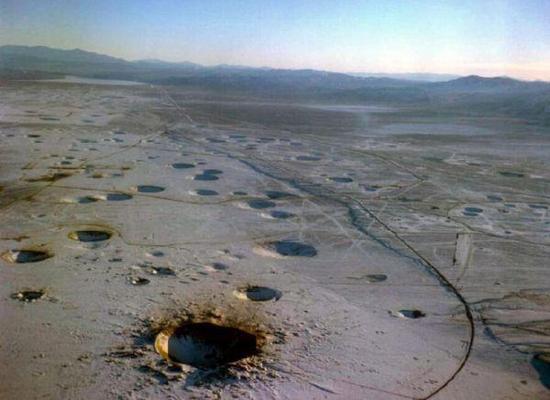 """揭秘美国""""核采掘""""计划:核弹炸出运河采石油"""
