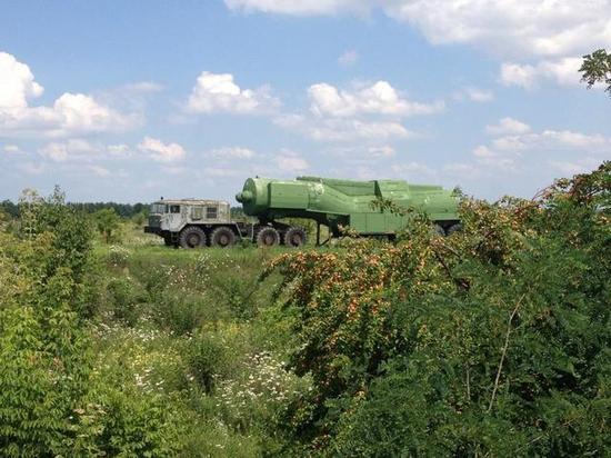乌克兰曾经的核威慑辉煌,现在只能从博物馆里面寻找