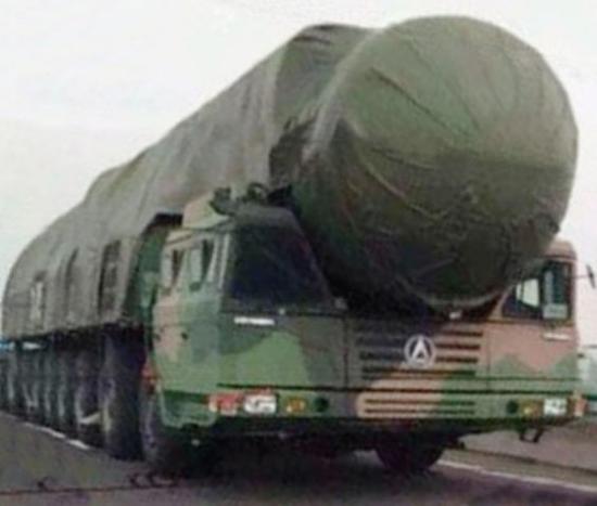 国防部回应解放军在南海附近发射洲际导弹