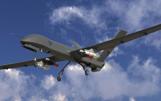 宗申动力航空发动机配装彩虹无人机试飞成功