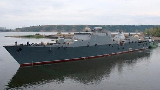 越南要与中国展开军备竞赛?计划再买两艘猎豹-3.9级护卫舰