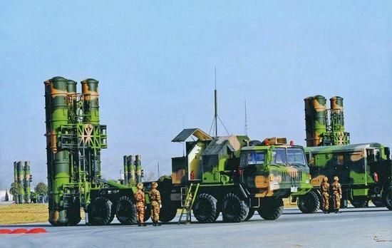 深度:中国为何购俄S400导弹 因红旗9一关键能力偏低