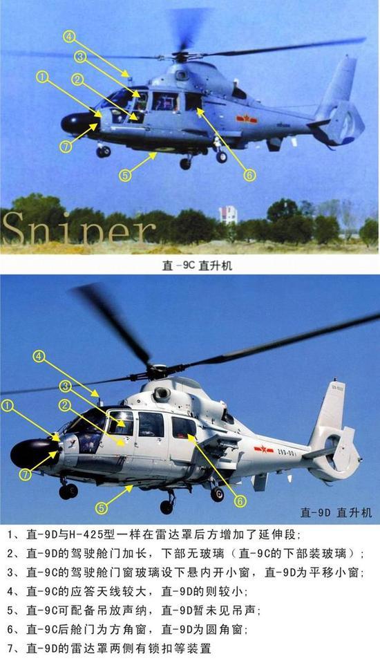 直九D反舰直升机外形很不起眼,但它却是中国海军开始变强的标志