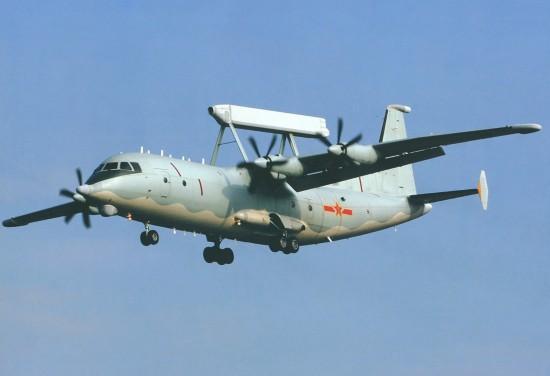 中国一预警机可应对国外新一代隐身飞行器和高超声速飞行器的挑战