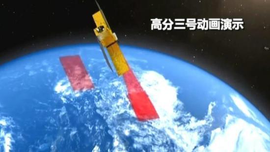 中国一多面手完美亮剑太空,号称天眼神探未来将令敌人是无处遁形